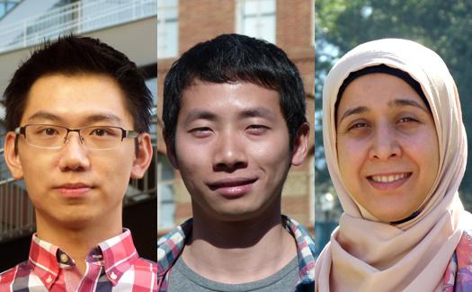 2016 Preliminary Examination Fellowship Recipients