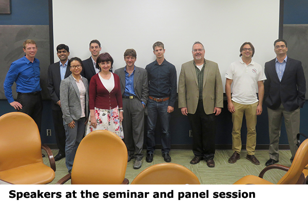 Mathematical Modeling and Simulation: Seminar and Panel Discussion at UCLA