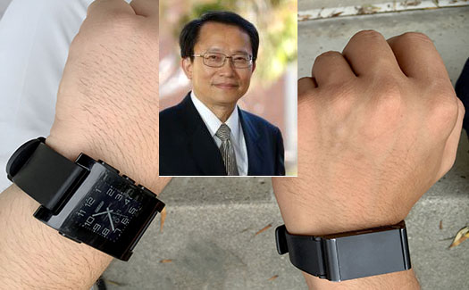 Distinguished Professor Chang and JPL Colleague Develop Chip to Speed Up Wearable Devices