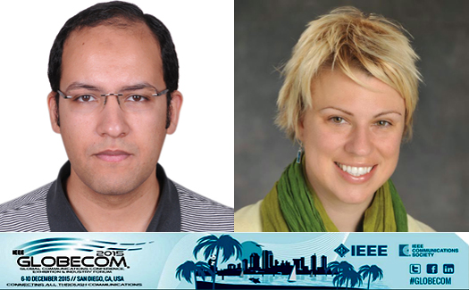 Prof. Lara Dolecek's Ph.D. Student, Ahmed Hareedy, wins Best Paper Award at Globecom 2015