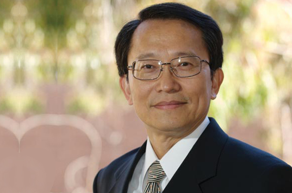 The J J Thomson Medal for Electronics is awarded to Professor Mau-Chung Frank Chang.