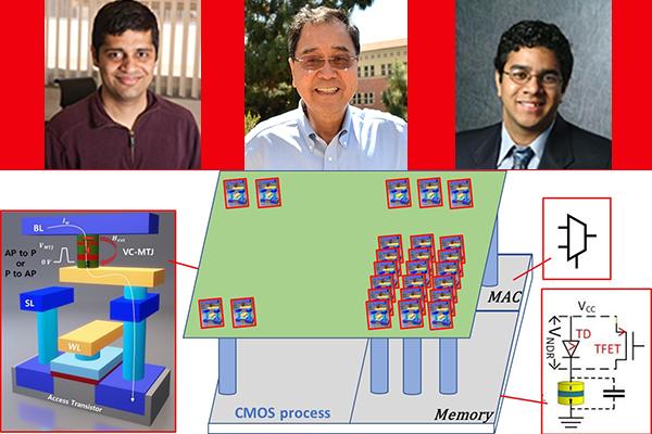 ECE Professors Puneet Gupta, Kang Wang & Sudhakar Pamarti awarded $5.9M by Darpa