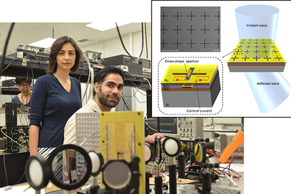 Work by UCLA-led engineers could dramatically improve imaging, sensing and communication applications.