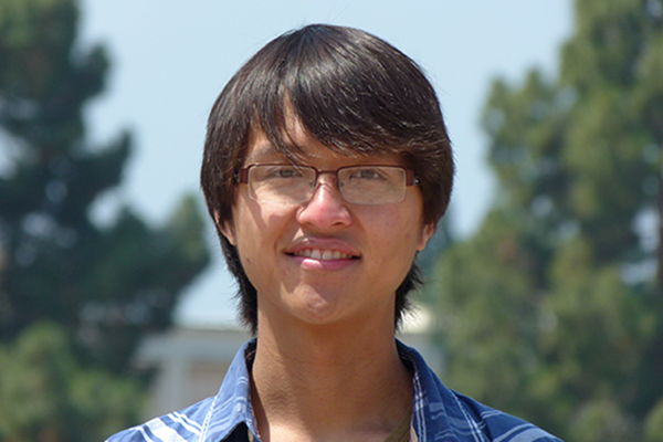Gary Yeung of Prof. Abeer Alwan's group receives the highly competitive IBM PhD Fellowship Award