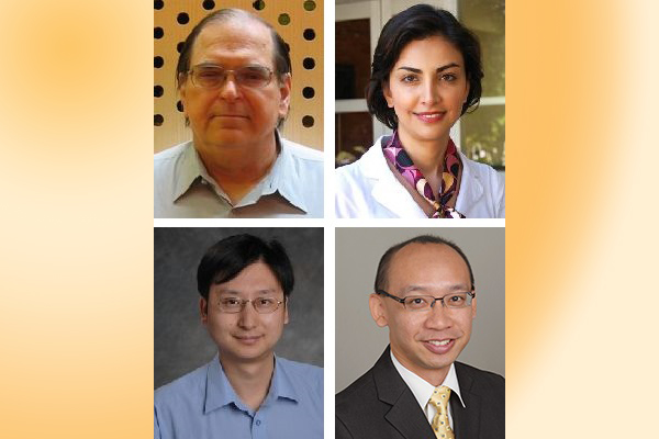 Four Electrical and Computer Engineering Professors are Elected IEEE Fellows