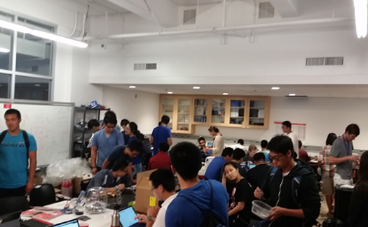 UCLA IEEE Student Chapter moves into new design space.