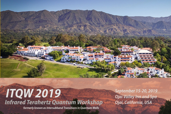 UCLA ECE to organize the 2019 Infrared Terahertz Quantum Workshop – Abstract Submission Deadline 04/15/19
