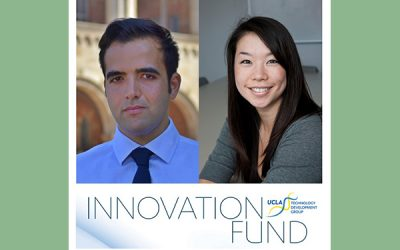 """I²BL and DiSH Lab Collaboration receives """"UCLA Innovation Fund"""" Award"""