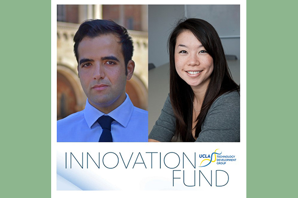 "I²BL and DiSH Lab Collaboration receives ""UCLA Innovation Fund"" Award"