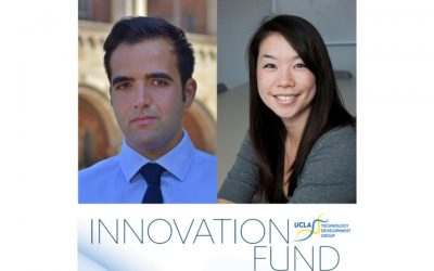 "I²BL and DiSH Lab collaboration receive ""UCLA Innovation Fund"" award"