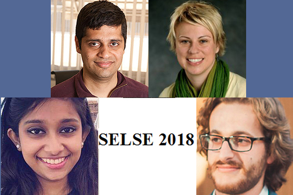 ECE Students and Faculty win Best Paper Award at SELSE 2018