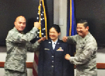 Jenny Ji, who graduated in 2006, was recently promoted to the rank of Major in the USAF. She is now Chief, GPS Launch Integration and Operations, at the US Air Force Base in El Segundo. She also recently spent six months in Afghanistan.