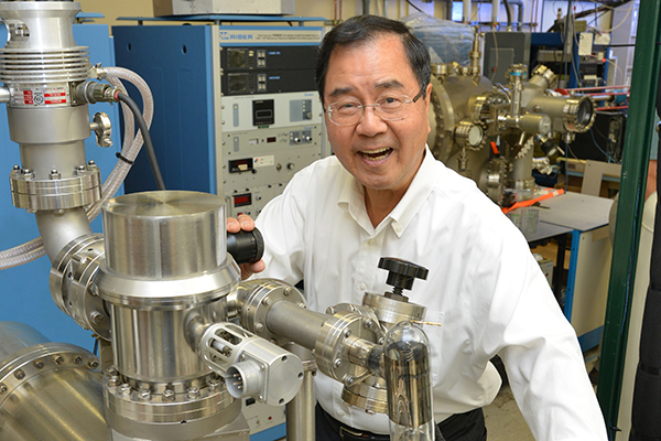 Prof. Kang L. Wang awarded international honor for seminal discovery in magnetism