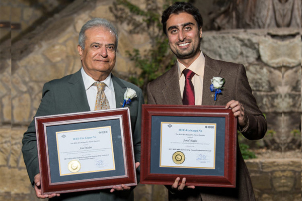 IEEE-HKN Honor Society Names Top Award for Asad M. Madni, Visionary Leader and Pioneer