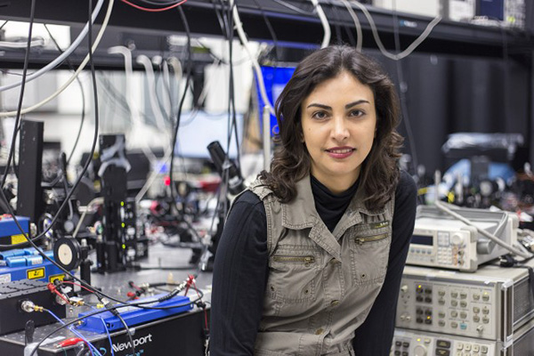 Professor Mona Jarrahi featured in Huffington Post for her work on terahertz technology.
