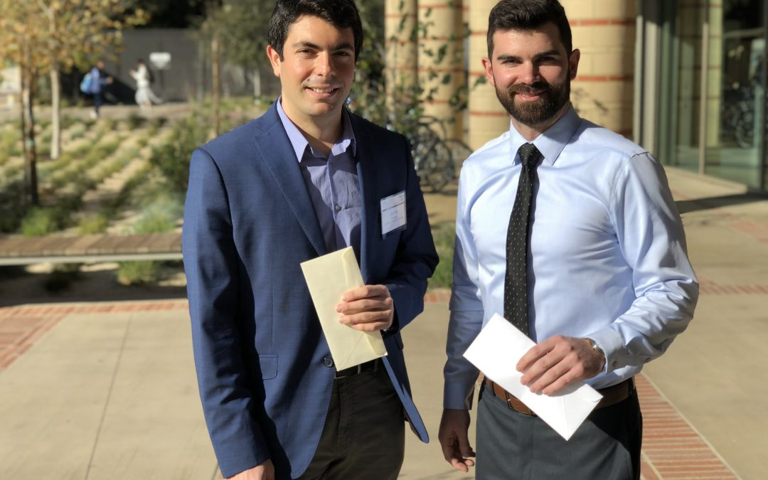 UCLA Engineering Graduate Students Win Awards at a STEM conference organized by NSF and AAAS