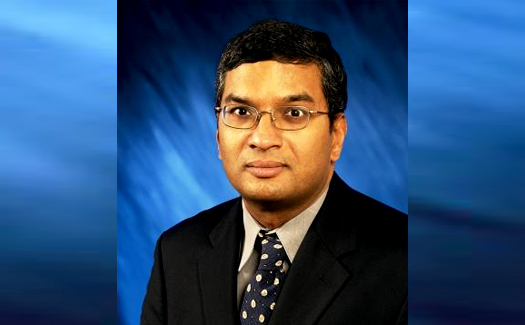 Dr. Nambi Seshadri gives a Distinguished Lecture at the ARR