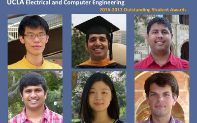 Electrical and Computer Engineering 2016-2017 Outstanding Student Awards