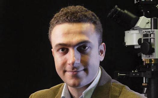 Professor Aydogan Ozcan named IEEE distinguished lecturer