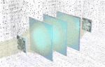 Diffractive Surfaces