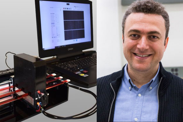 Led by Prof. Ozcan, Artificial intelligence-based device detects moving parasites in bodily fluid for easier, earlier diagnosis