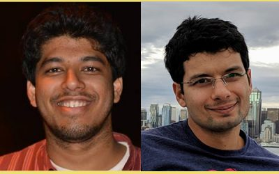 ECE's Parthe Pandit & Mojtaba Sahraee selected for IEEE ISIT Student Best Paper Award