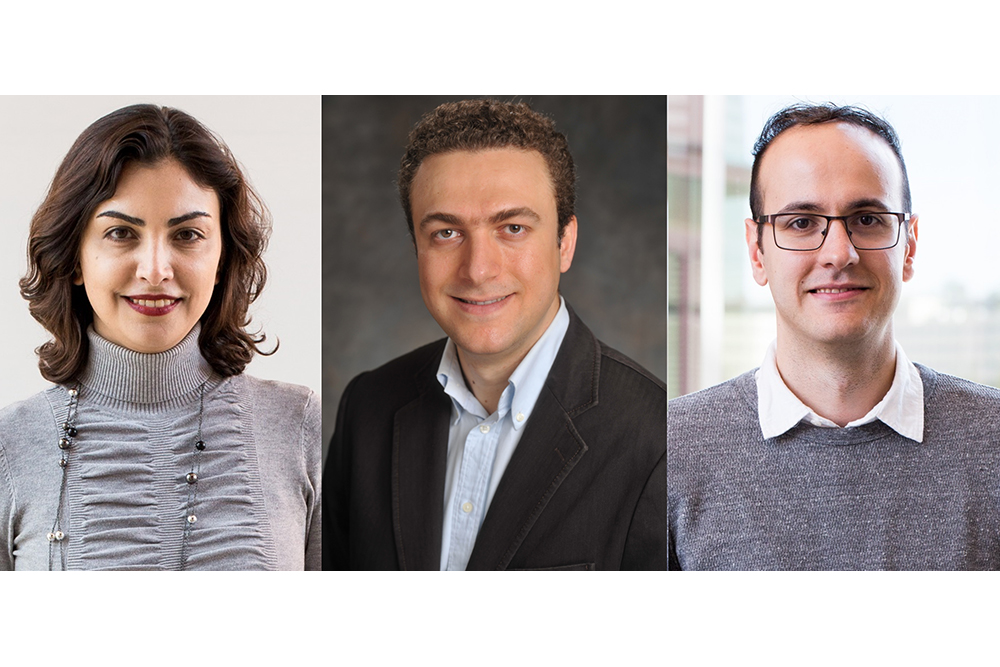 Prof. Mona Jarrahi, Dr. Nezih Tolga Yardimci, and Prof. Aydogan Ozcan are awarded a 2017 UCLA Innovation Fund.