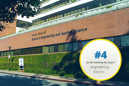 UCLA EE was ranked fourth in a recent survey around the world by ...