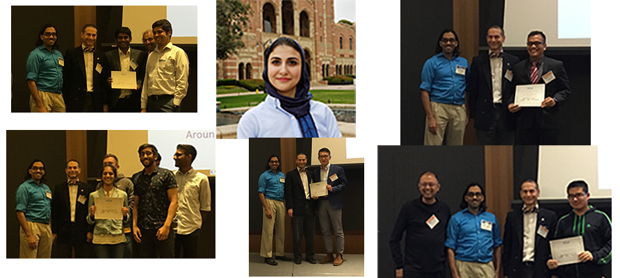 Afternoon with Industry & Annual Research Review Poster/Presentation winners…