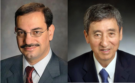 Two UCLA professors cited by Thomson Reuters for their scientific influence.
