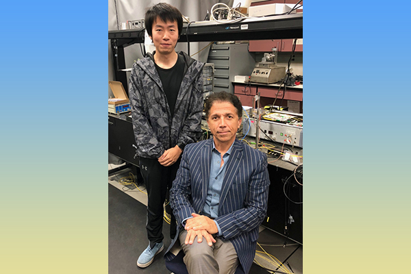 Prof. Bahram Jalali's Lab Releases Python Code for Image Super Resolution