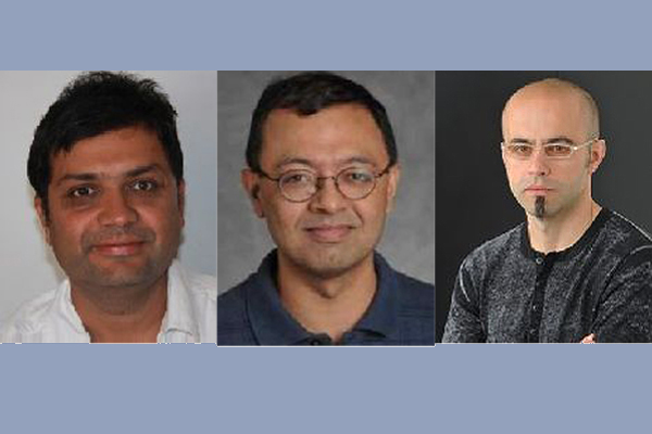Profs. Suhas Diggavi, Mani Srivastava, & Paulo Tabuada awarded the Collaborative Research Alliance (CRA).