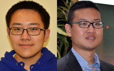 ECE Ph.D. students, Tianmu Li & Jiyue Yang, selected as finalists for the Qualcomm Innovation Fellowship (QInF)