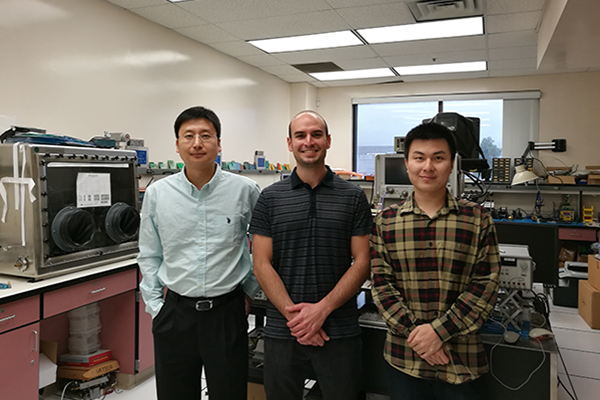 Prof. Y. Ethan Wang's group created the first electromagnetic wave circulator with unlimited bandwidth.
