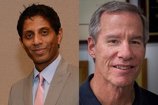 Dr. Shri Narayanan and Dr. Dan M. Goebel elected NAI Fellows