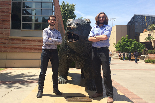 Mark Gottscho and Clayton Schoeny win 2016 Qualcomm Innovation Fellowship