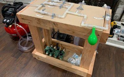 UCLA Engineering Graduate Student Develops Low-Cost Ventilator
