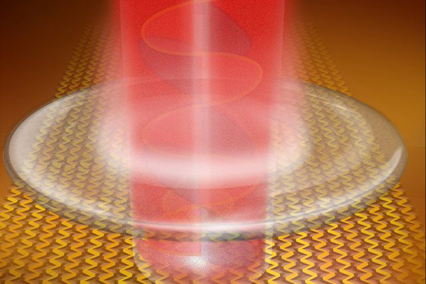 UCLA-led team, led by Prof. Ben Williams, develops technique to control laser polarization.