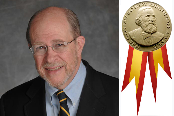Dr. Alan Willson named recipient of the 2018 IEEE Gustav Robert Kirchhoff Award