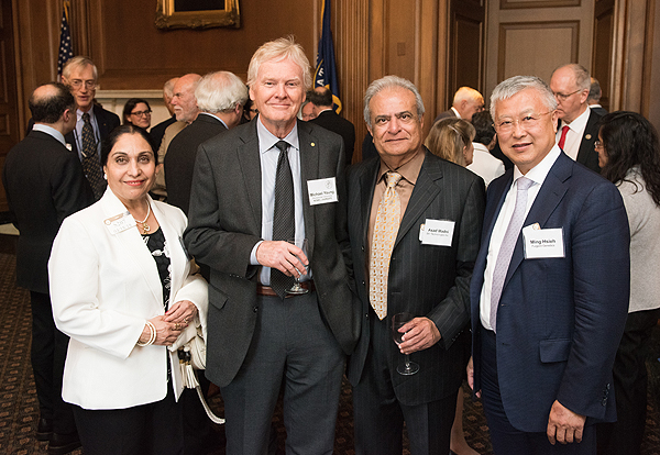 With-Michael-Young-second-from-left-2017-Nobel-Laureate-Physiology-and-Medicine