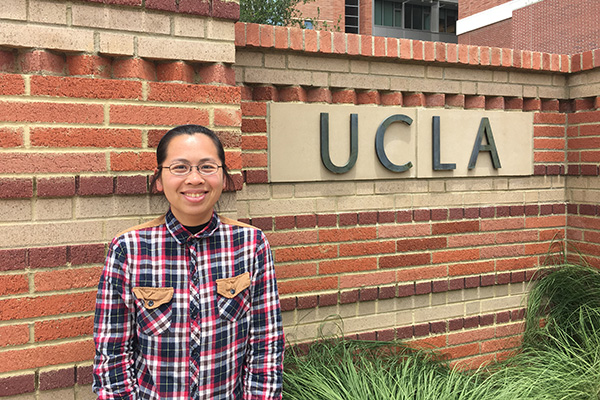 Yen-Ju Lin from Prof. Jarrahi's group selected to receive a Grace Hopper Scholarship and a Yin-Chin Foundation of USA Scholarship.