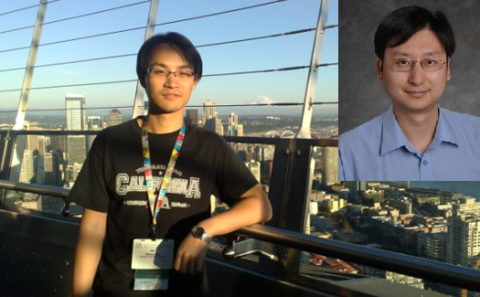 UCLA EE Graduate Student Receives the IEEE MTT-S Graduate Fellowship Award