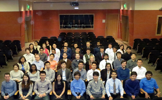 HHMI Undergraduate Research and Demo Day at UCLA
