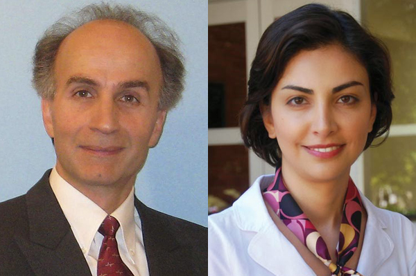 Professors Behzad Razavi and Mona Jarrahi recognized as distinguished alumni of Sharif University