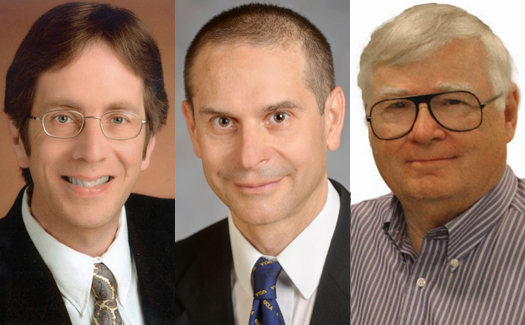 Profs. Kaiser, Pottie & Stafsudd honored by the The Engineers' Council